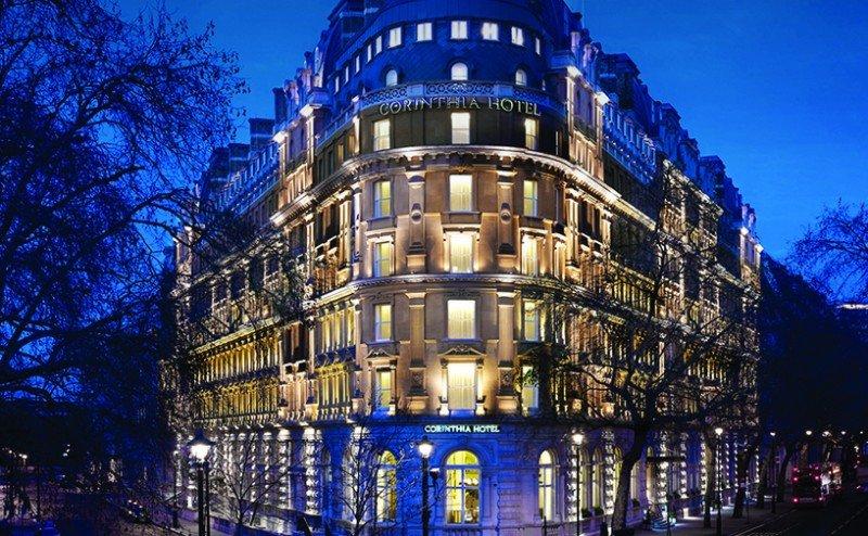 El Corinthia de Londres es el hotel insignia de la compañía.