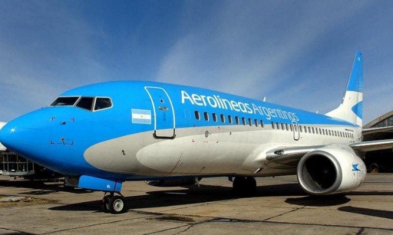 Aerolíneas Argentinas agrega vuelos a Uruguay y Brasil este verano
