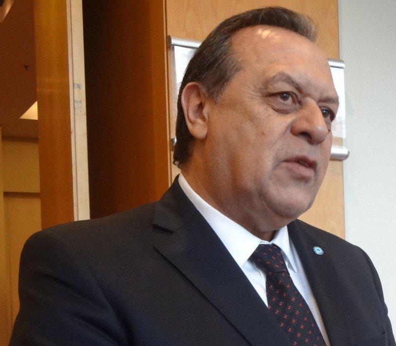 Gustavo Santos, ministro de Turismo de Argentina.