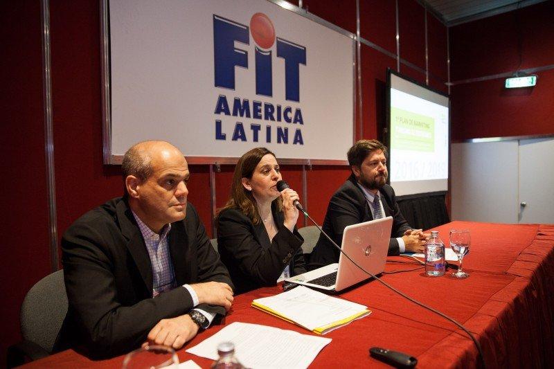 En FIT se presentó el Plan de Marketing.
