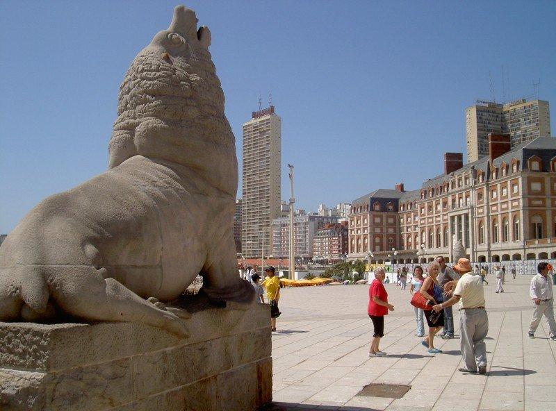 En provincia de Buenos Aires unos 400.000 visitaron la Costa Atlántica.