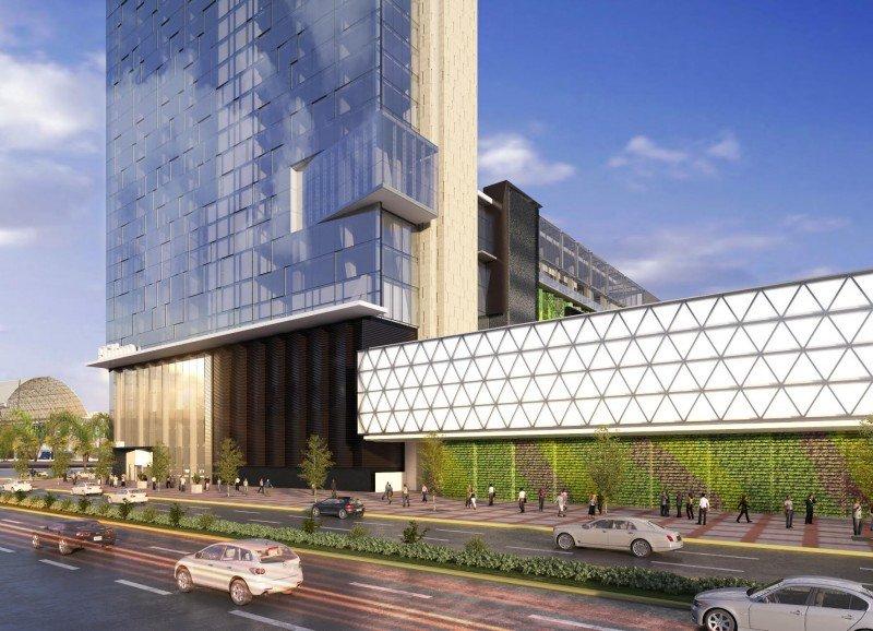 Hilton Santiago Las Condes formará parte del complejo Parque Arauco