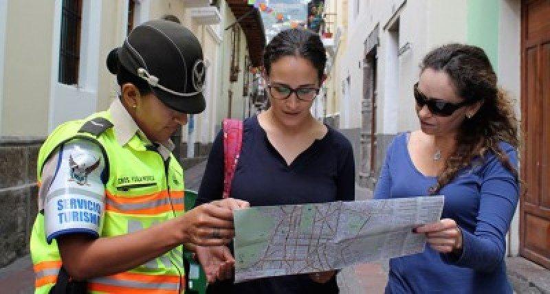 Ecuador quiere posicionarse como destino turístico seguro
