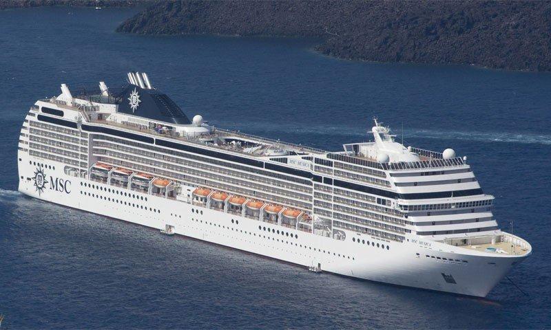 MSC ofrece organización de eventos corporativos a bordo de cruceros