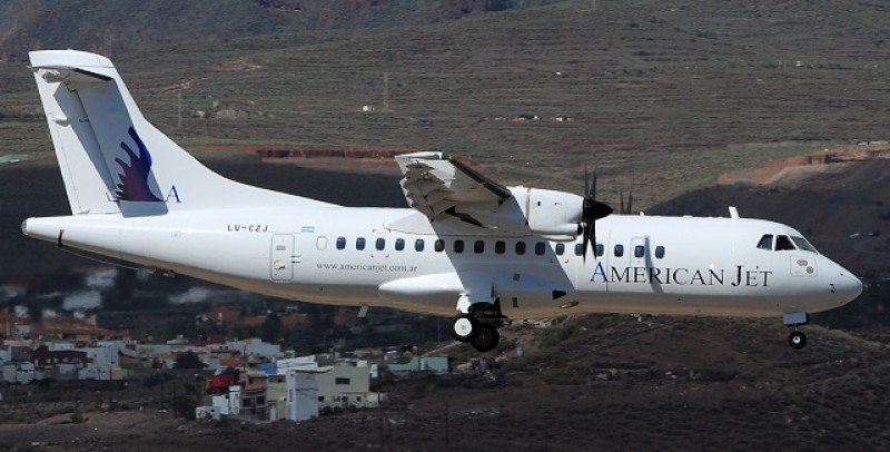 Temuco y Neuquén unidos por American Jet
