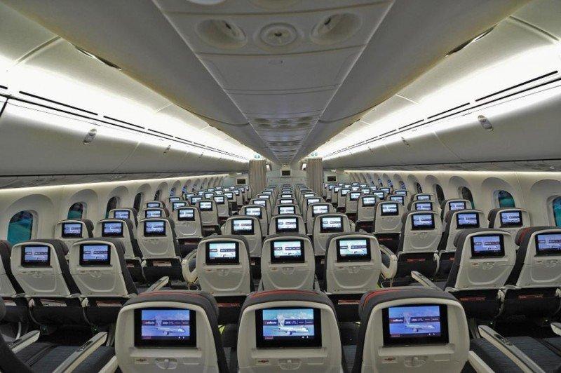 Air Canada incorporará el B787 Dreamliner en sus vuelos a Buenos Aires