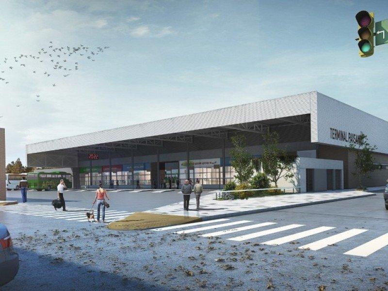 Paysandú inauguró su nueva terminal y shopping