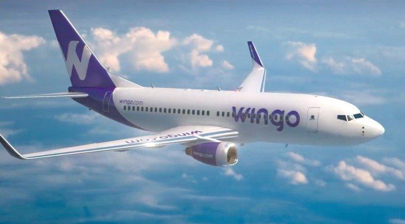 Wingo iniciará sus operaciones con cuatro Boeing 737-700