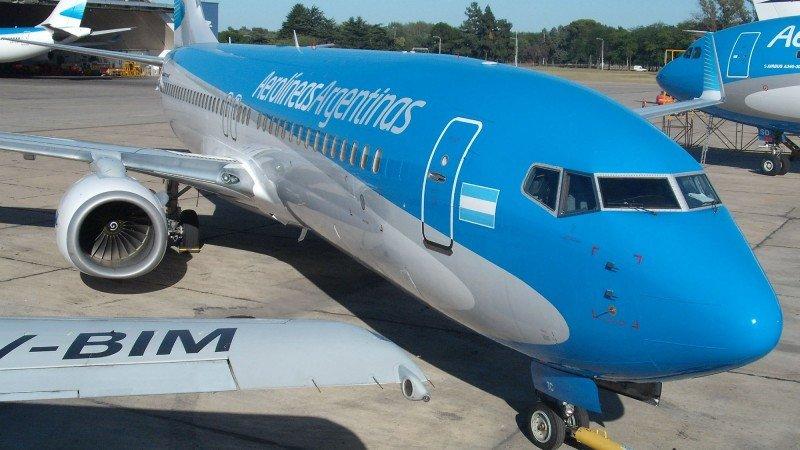 Pasajero al borde del juicio oral por estafar a Aerolíneas Argentinas