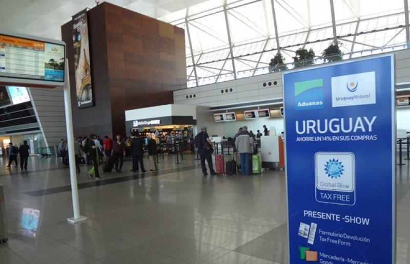 Aeropuerto de Carrasco encabeza ranking sudamericano de confort