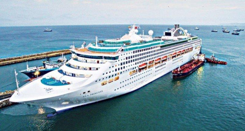 Ecuador tendrá menos recaladas pero más cruceristas esta temporada