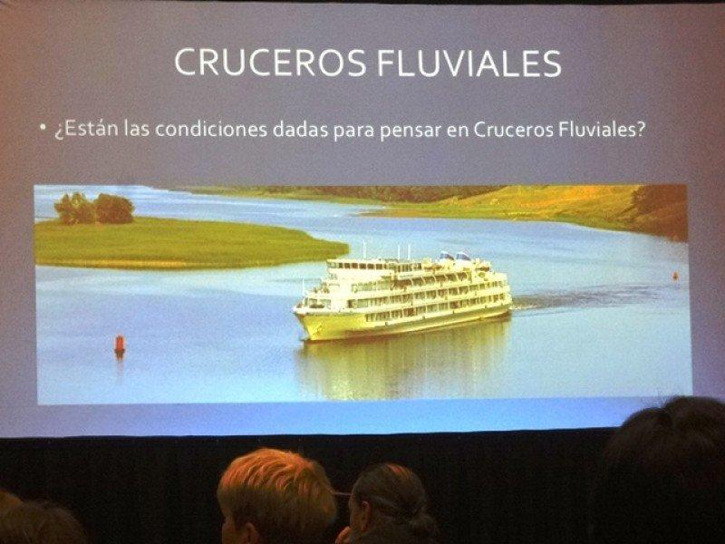Proponen cruceros fluviales en Sudamérica a navieras europeas