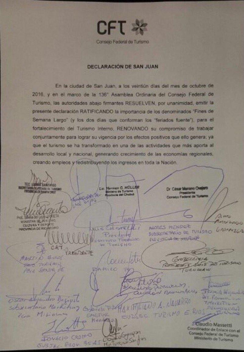 Documento firmado por CFT.