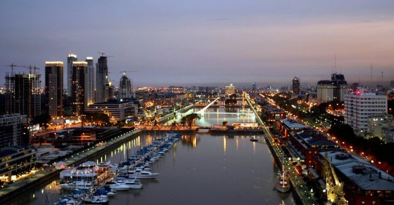 Buenos Aires tendrá una vuelta al mundo en Puerto Madero