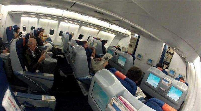 Air Europa: toda su flota de largo radio con wifi