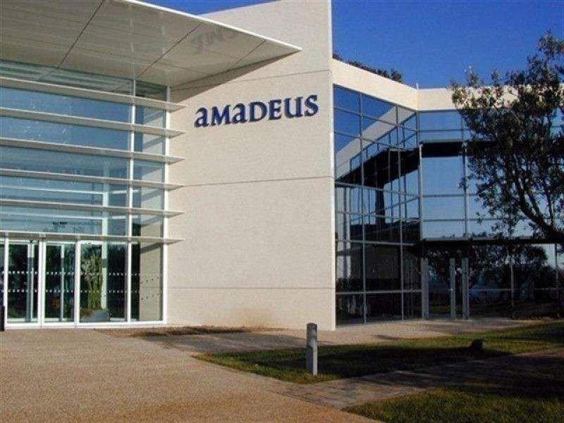 Las agencias realizaron 410 millones de reservas en Amadeus, un 5% más