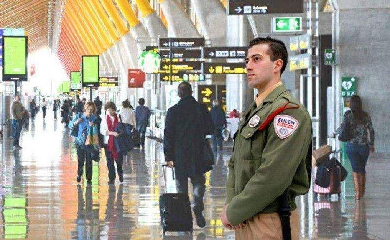 Adjudican el servicio de seguridad de 37 aeropuertos a tres empresas por 111M €