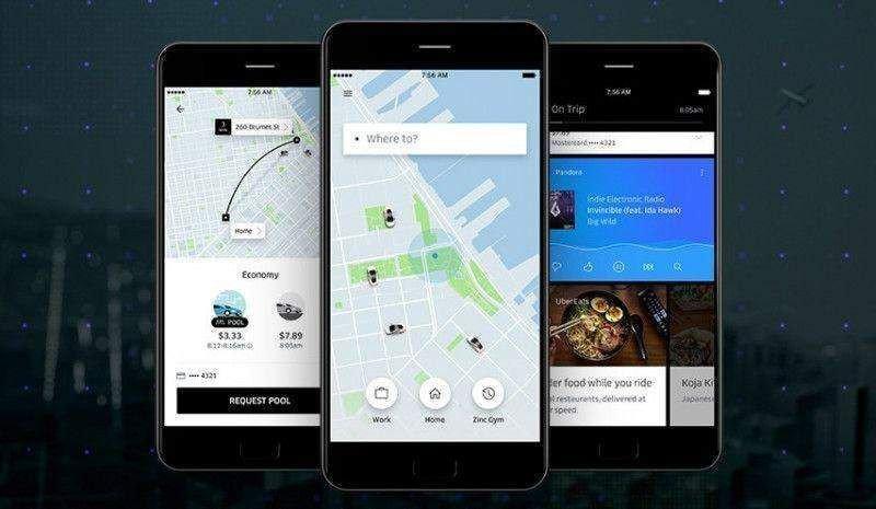 Uber da un vuelco a su app y la orienta al usuario
