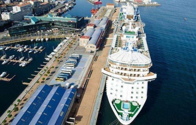 España registra 6,2 millones de cruceristas hasta septiembre, un 2% más