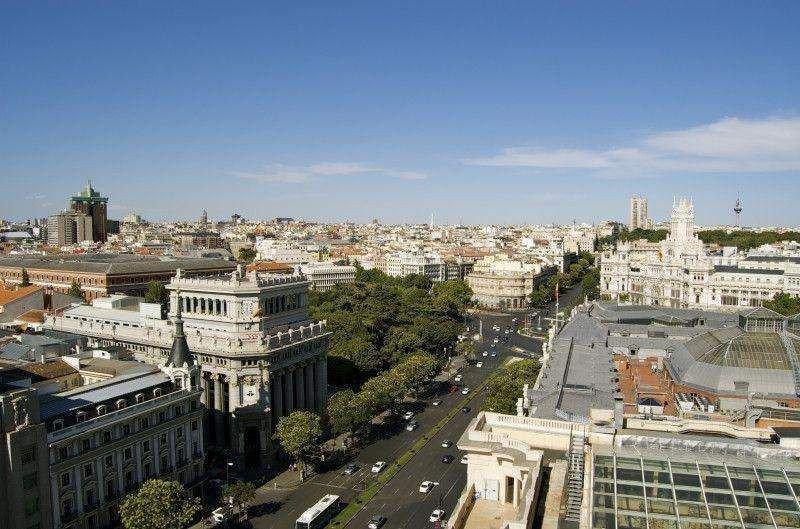 Madrid destaca entre las ciudades donde es más caro pernoctar en noviembre.