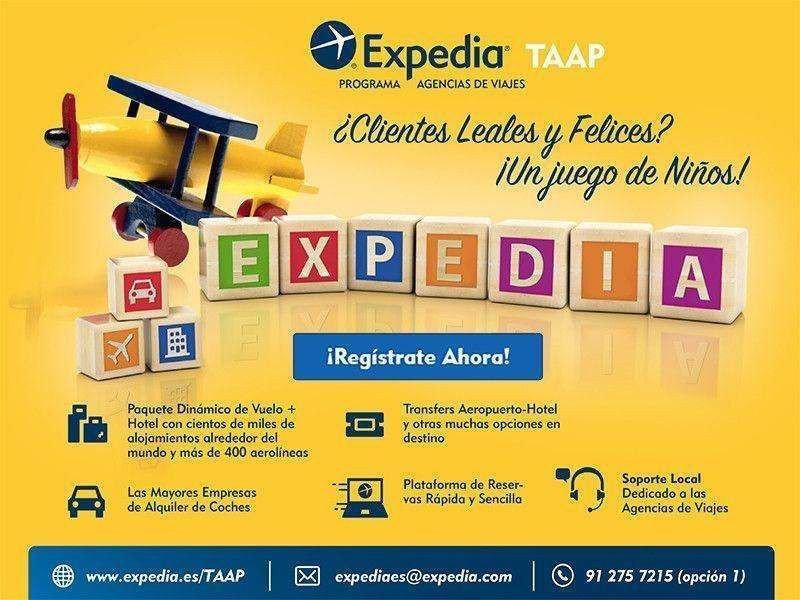 Webinar: Expedia TAAP, ventajas para agencias de viajes