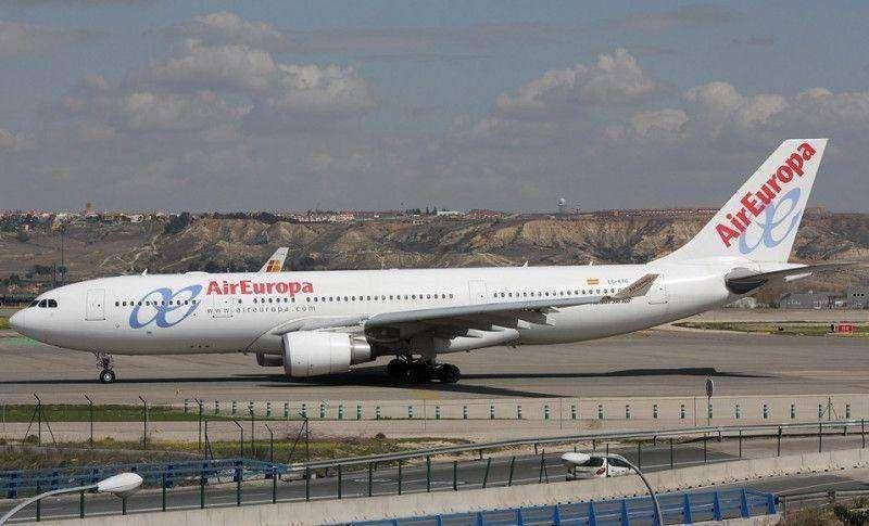 Air Europa volará a Honduras con un A330-200 (Foto: planespotters.net/Ronny Busch).