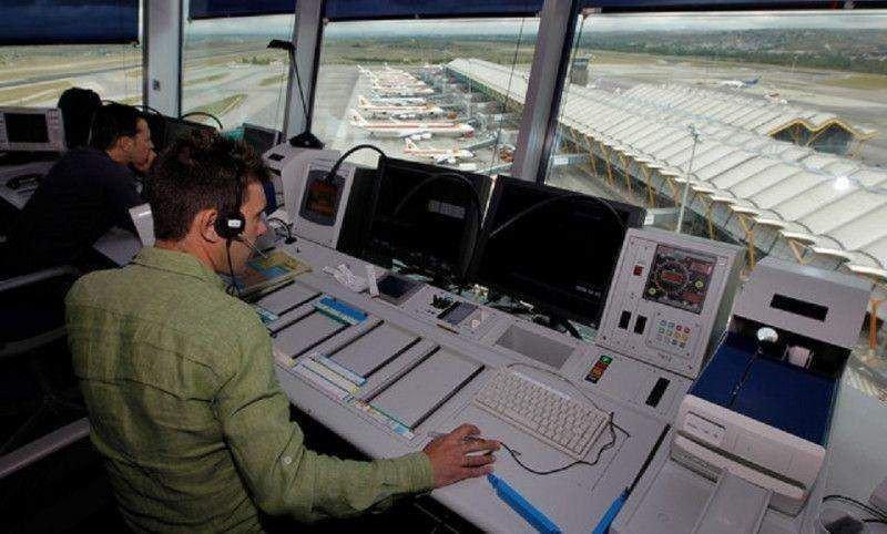 El control aéreo español registra un octubre récord