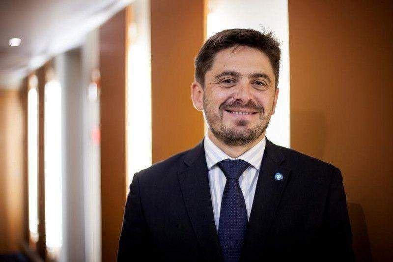 Jorge Marichal, presidente de Ashotel, propone a los hoteleros situarse 'de igual a igual con los turoperadores para cerrar los mejores contratos posibles para ambas partes'.