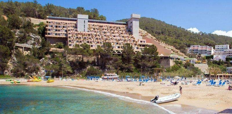 Hotel Cartago, en Ibiza.