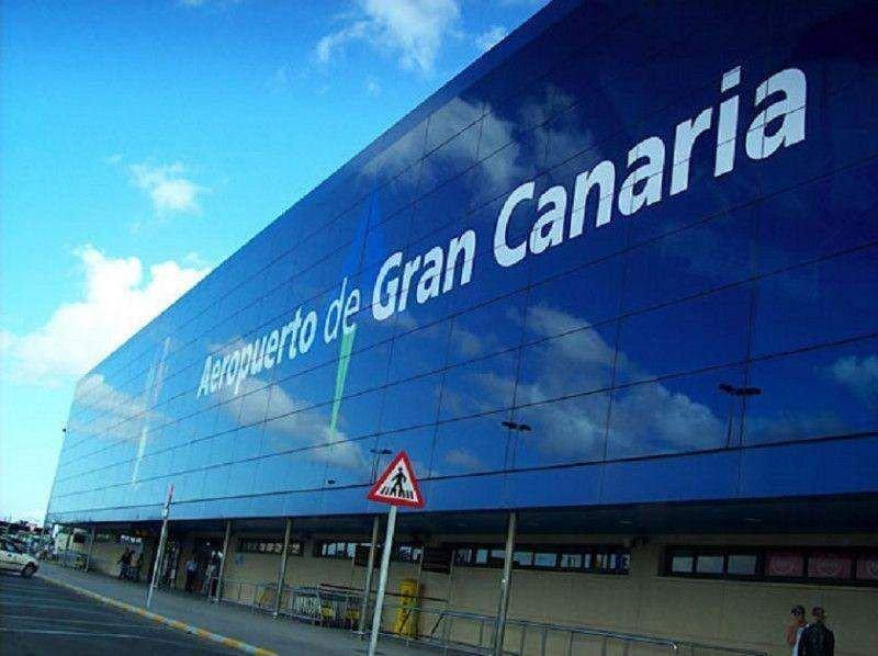 Gran Canaria es el primer aeropuerto por tráfico de las Islas Canarias y el sexto de España.