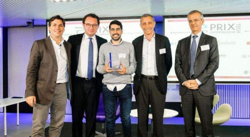 Mabrian ganó el Prix Entrepreneur Tech 2016 en el Mobile World Centre.