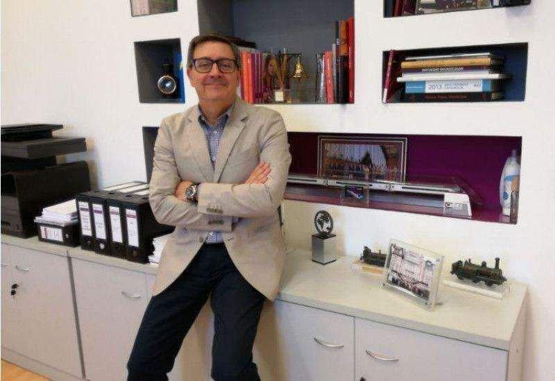 Francisco Cañamero, director comercial de Renfe Viajeros.