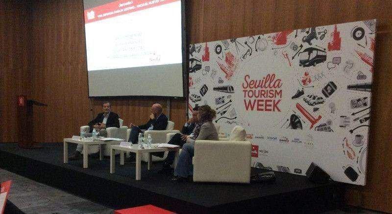 Los representantes de Barcelona, Madrid y Sevilla defendieron un modelo sostenible.