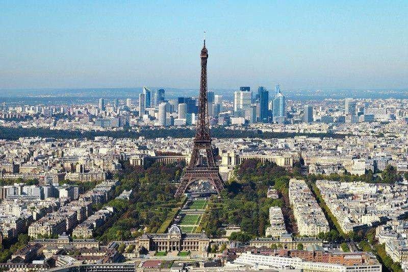 Las pernoctaciones hoteleras caen un 14,3% en París en el tercer trimestre