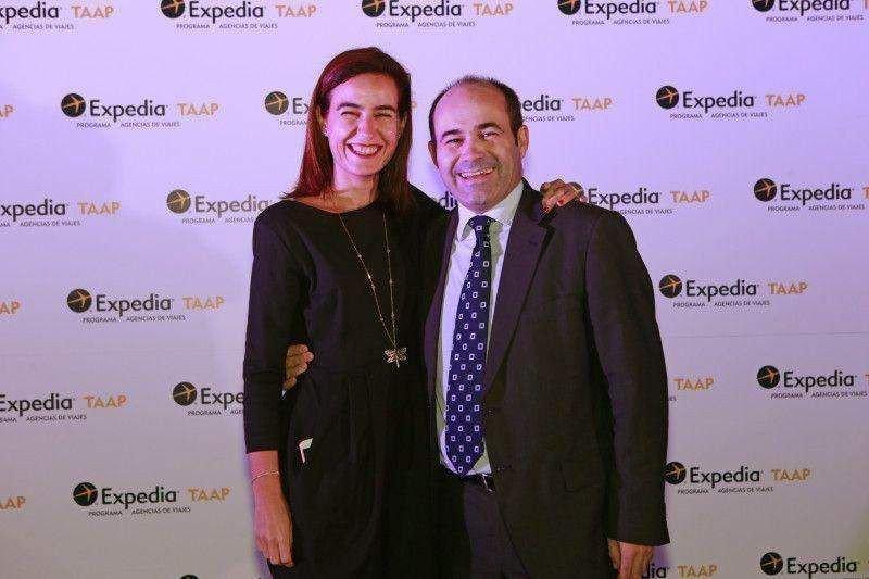 Expedia premia a las agencias en sus TAAP Awards 2016