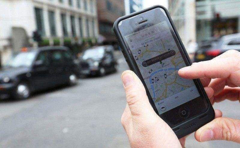 Uber, declarada ilegal en Dinamarca