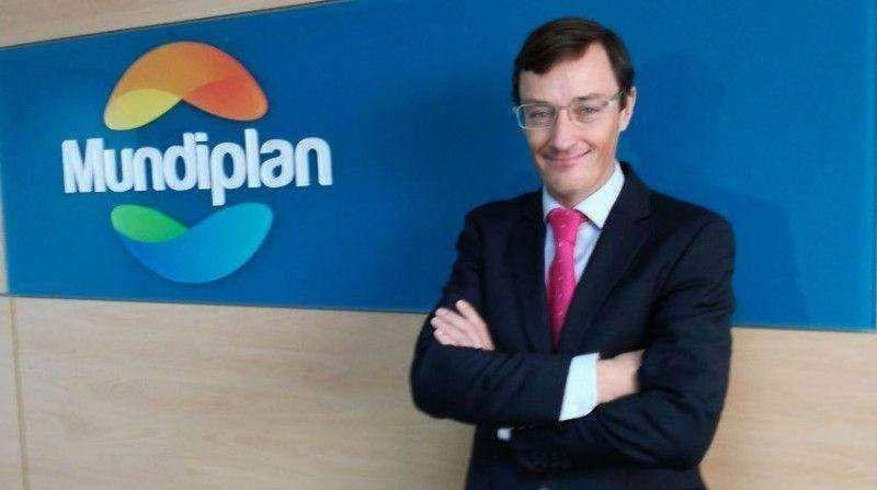 Guillermo González, director general de Mundiplan, en la sede la UTE.