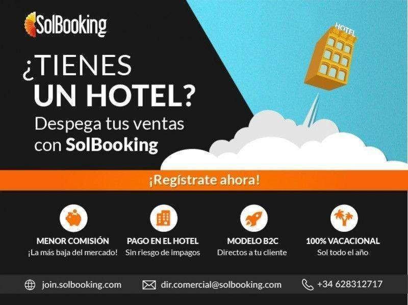 Webinar: Vender más en vacacional con SolBooking es posible