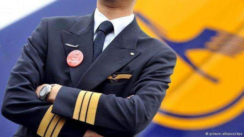 Lufthansa cancela casi un tercio de sus vuelos y pide medidas cautelares
