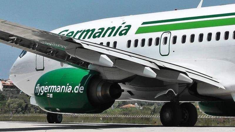 Germania abre su primera base en España