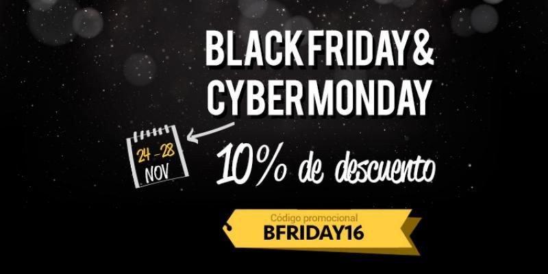 Imagen de la campaña de Black Friday de Riu.