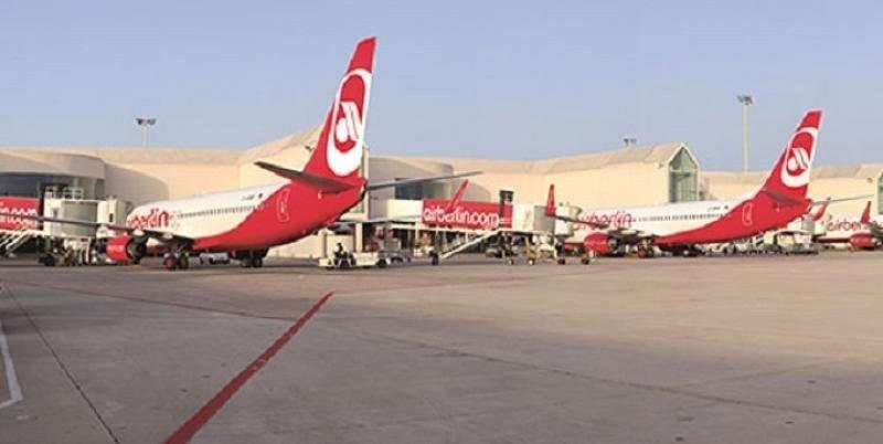 Air Berlin está considerando más despidos en Mallorca