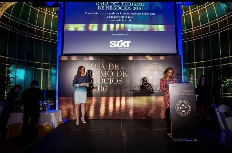 IBTA entrega los Premios Business Travel 2016