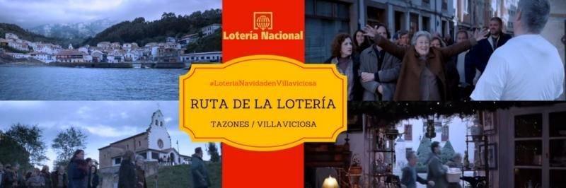 Asturias se sube al tren de la Lotería de Navidad para promocionarse