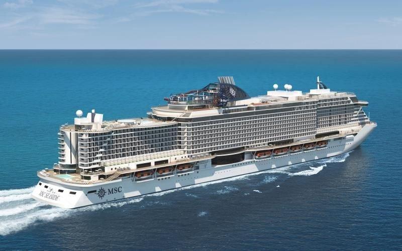 El nuevo MSC Seaside partirá de Barcelona a Miami en 2017