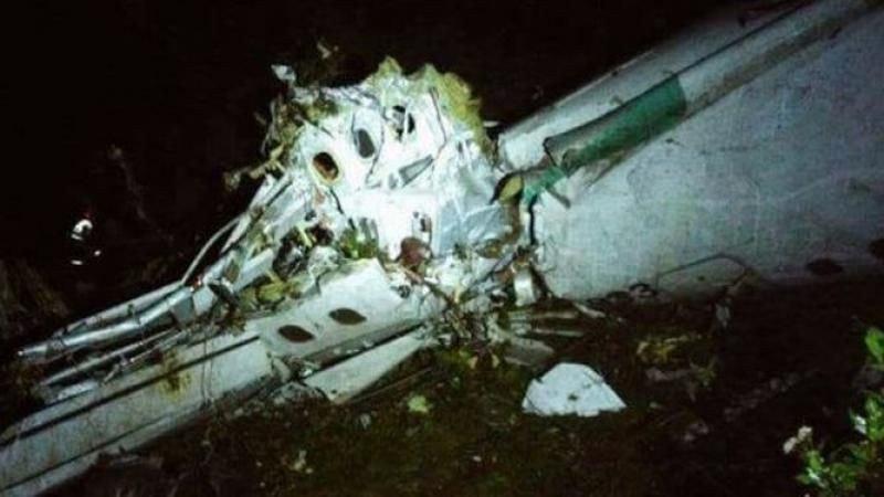 Al menos 76 muertos y 5 supervivientes al accidente aéreo en Colombia