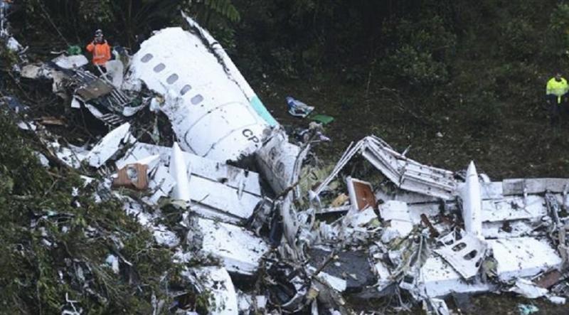 Son seis los supervivientes del accidente aéreo en Medellín