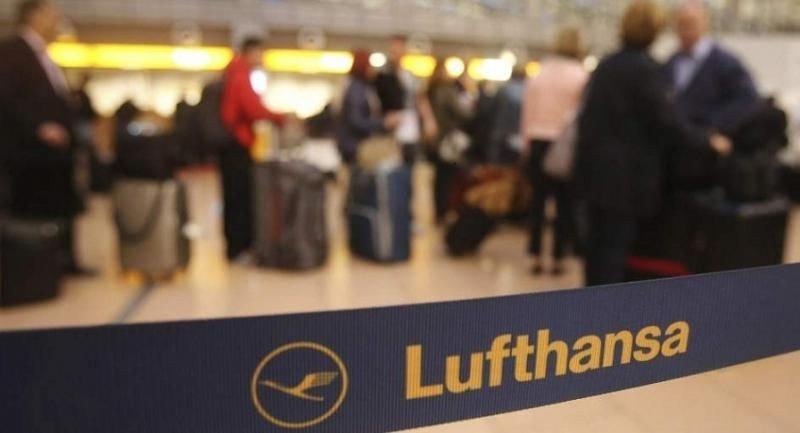 El personal de tierra de Lufthansa se enfrenta a los pilotos (Foto de archivo: Malte Christians/ EFE).