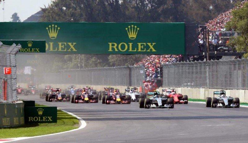 Fórmula 1 deja derrama económica de US$167 millones en México