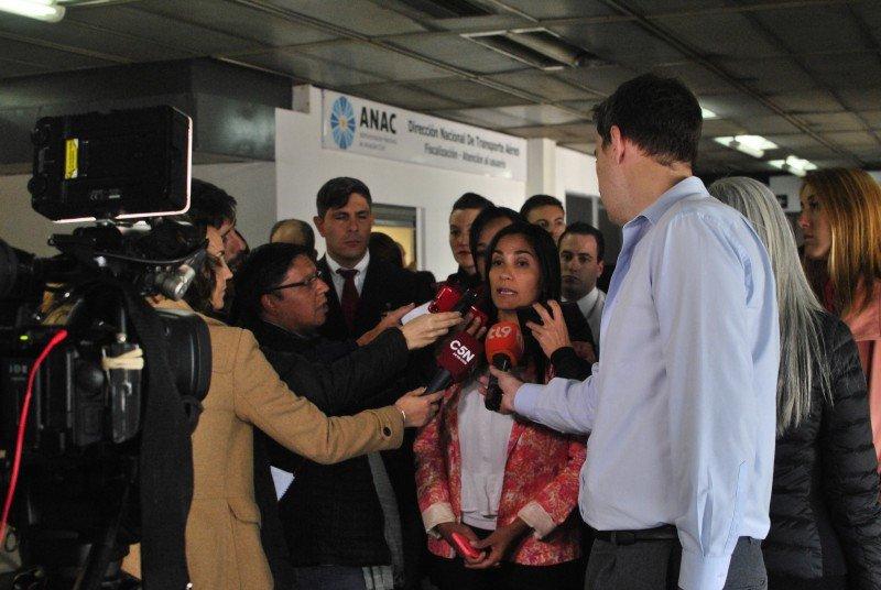 Tripulantes de cabina de LATAM Argentina anuncian paros sorpresivos